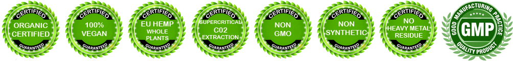 Certified Organic from Start to Finish!