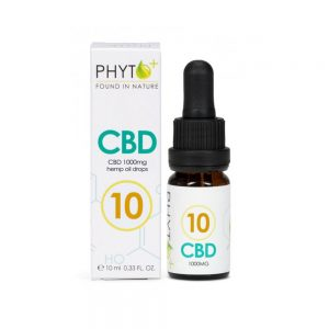 10% CBD Certified Organic Oil